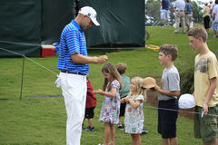 Bill Haas , The Players, TPC Sawgrass, FL Royalty Free Stock Photos