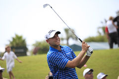 Bill Haas , The Players, TPC Sawgrass, FL Stock Photo