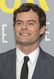 Bill Hader. Actor,  comedian, and Saturday Night Live alum, arrives on the red carpet for the world premiere of the romantic comedy, Trainwreck, at Alice Tully Stock Image
