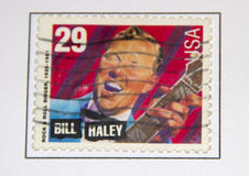 Bill Haley Stock Photography