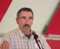 Bill Hartzell, nipote di Louise Sollowin Fotografia Stock Libera da Diritti
