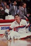 Bill Laimbeer, Detroit Pistons Royalty Free Stock Photos
