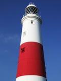bill lighthouse portland royaltyfri bild