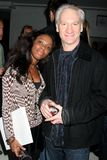 Bill Maher,Charmaine Blake Stock Images
