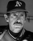 Bill Martin, Oakland A Photographie stock