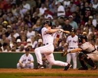 Bill Mueller Boston Red Sox Fotografia Stock