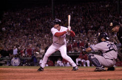Bill Mueller Boston Red Sox Royaltyfri Foto