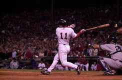 Bill Mueller, Boston Red Sox. Royalty Free Stock Photography