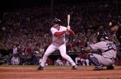 Bill Mueller, Boston Rode Sox Royalty-vrije Stock Foto