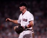Bill Mueller, les Red Sox de Boston Image stock