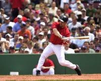 Bill Mueller, les Red Sox de Boston Photographie stock