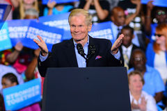Bill Nelson stock image