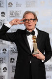 Bill Nighy. At the 64th Annual Golden Globe Awards at the Beverly Hilton Hotel. January 15, 2007 Beverly Hills, CA Picture: Paul Smith / Featureflash Royalty Free Stock Photography