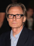 Bill Nighy Arkivbild