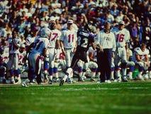 Bill Parcells New England Patriots Στοκ Φωτογραφίες