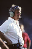 Bill Parcells New York Giants Head Coach Stock Photo