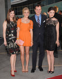 Bill Paxton,Chloe Sevigny,Ginnifer Goodwin,Jeanne Tripplehorn Stock Photos