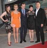 Bill Paxton,Chloe Sevigny,Ginnifer Goodwin,Jeanne Tripplehorn,Tom Hanks Royalty Free Stock Photography