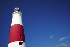 Bill portlandzka Latarnia morska Fotografia Royalty Free