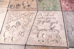 Bill Powell et Myrna Loys Images libres de droits