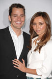 Bill Rancic, Giuliana De Pandi Royalty Free Stock Image