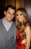 Bill Rancic and Giuliana Rancic Royalty Free Stock Images