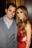 Bill Rancic and Giuliana Rancic Stock Photo