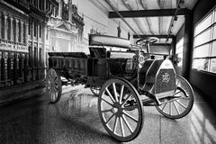 Bill Richardson Transport World Royalty Free Stock Photo