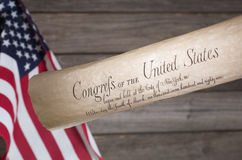 Bill of Rights Royalty Free Stock Photography