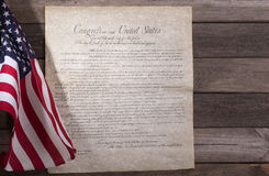 Bill of Rights Royalty Free Stock Photo