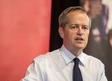 Bill Shorten, Australian political leader Royalty Free Stock Photos