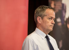 Bill Shorten, Australian political leader Stock Photo
