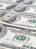 bill sto dolarów Obrazy Royalty Free