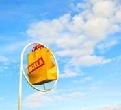 Billa supermarket symbol Royalty Free Stock Photo