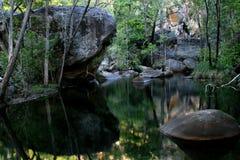 Billabong - Kakadu, Australia Imagenes de archivo