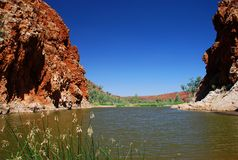 Billabong. Northern Territory, Australia Stock Photography