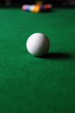 Billard Photo libre de droits