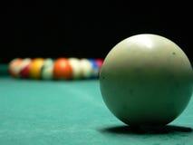 Billard-ballen Stock Afbeeldingen