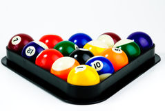 Billard Balls Royalty Free Stock Images