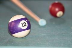 Billard balls Royalty Free Stock Image