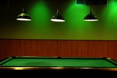 Billard/billards Photos libres de droits