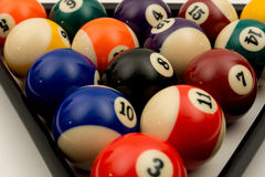 Billard Royalty Free Stock Image