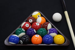 Billard de poche de l'Amérique Photos stock