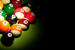 Billard Game! Royalty Free Stock Photography