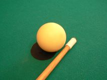 Billards Immagini Stock