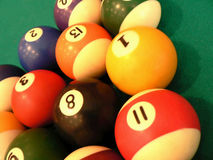 Billards Stock Photography