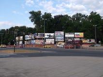20 billboardów Zdjęcia Stock