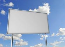 Billboard Royalty Free Stock Photography