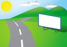 billboard Obrazy Royalty Free