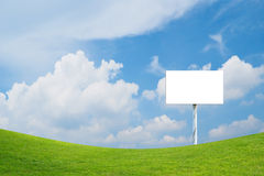 The billboard Stock Images
